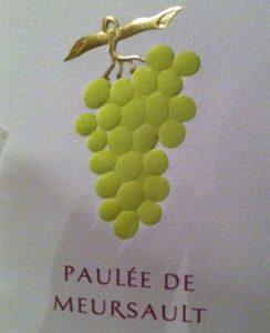La Paulée de Meursault logo