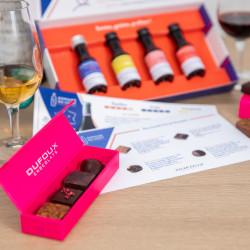 Box Vins & Chocolats
