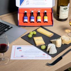 Wine & Cheese Box